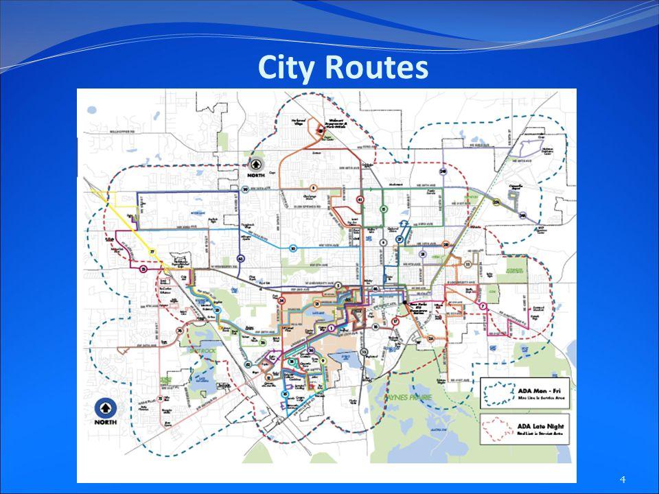 City Routes 4
