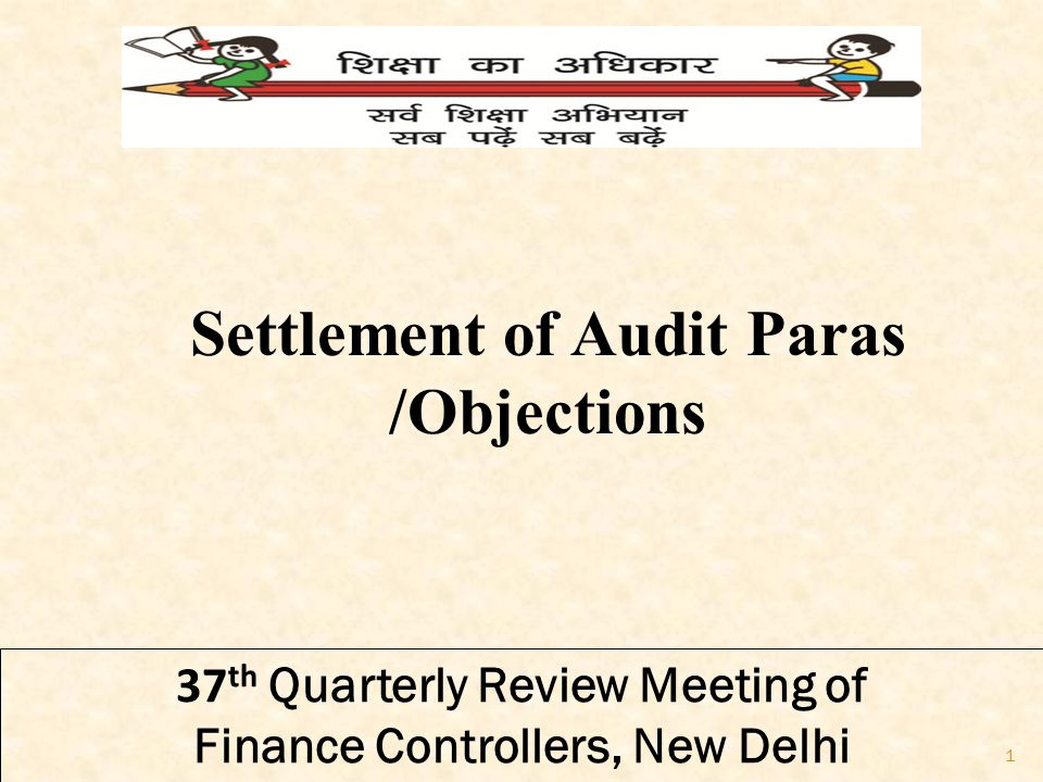 22  Quarterly report indicated the status of audit objections raised by Statutory Auditor for FY- 2005-2011.