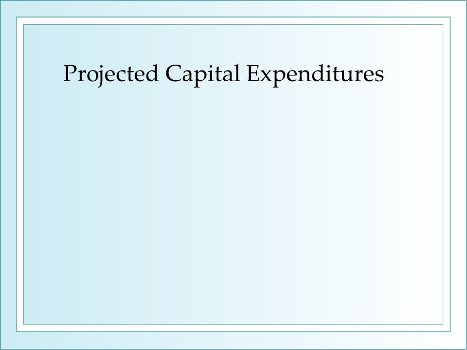 Summary  Additional capital flow anticipated in 3 rd Quarter  Development, marketing key