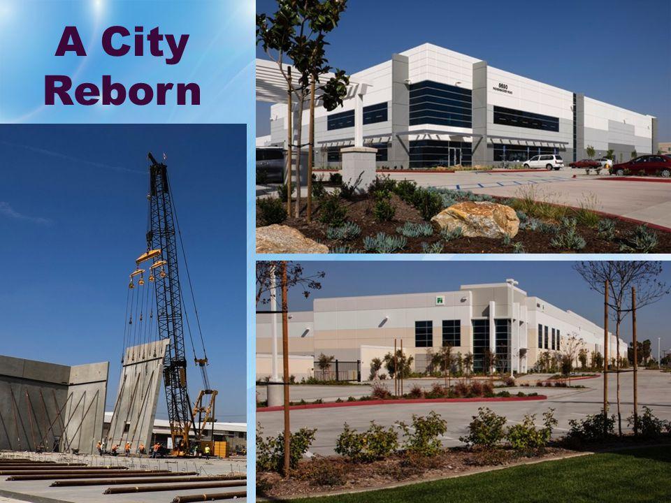 A City Reborn