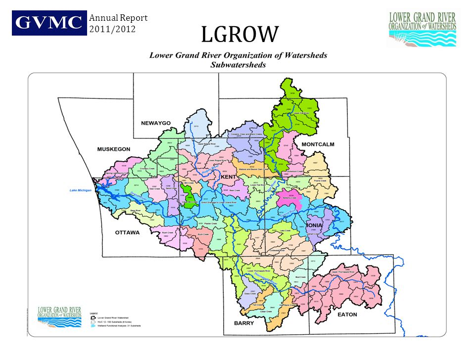 LGROW Annual Report 2011/2012