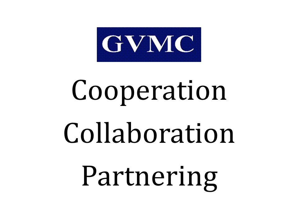 Cooperation Collaboration Partnering