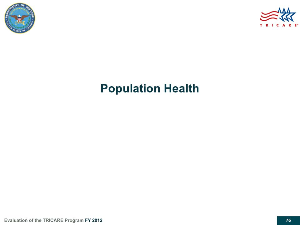 75 Population Health