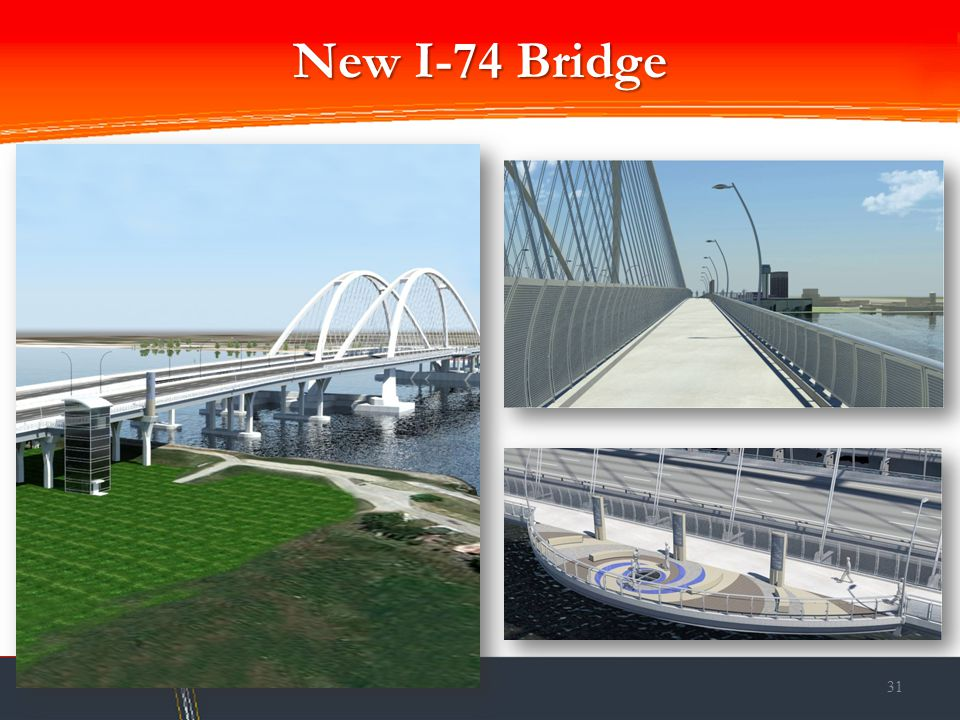 31 New I-74 Bridge