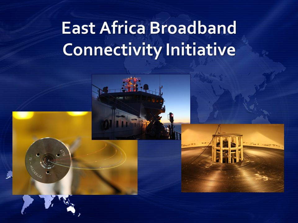 East Africa Broadband Connectivity Initiative