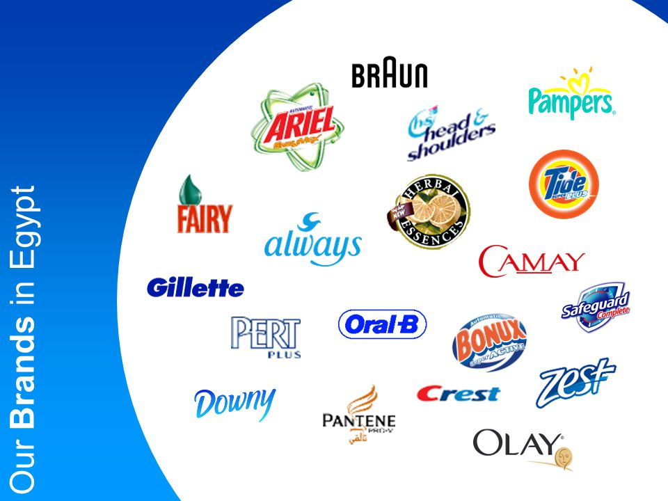 Our Brands in Egypt