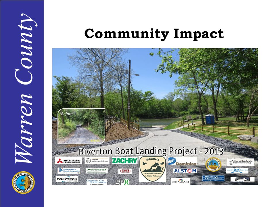 Warren County Community Impact