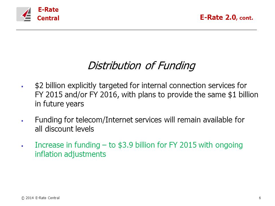 E-Rate Central Revised Form 471 Online (cont'd)  Block 5 changes  New information on contract extensions  Voice phase-out discount rate adjustments  Entity listings on FRN-by-FRN basis  Category 2 budget calculations and allocations, including application summary  Line-by-line Item 21 data required by service type © 2014 E-Rate Central37 Forms