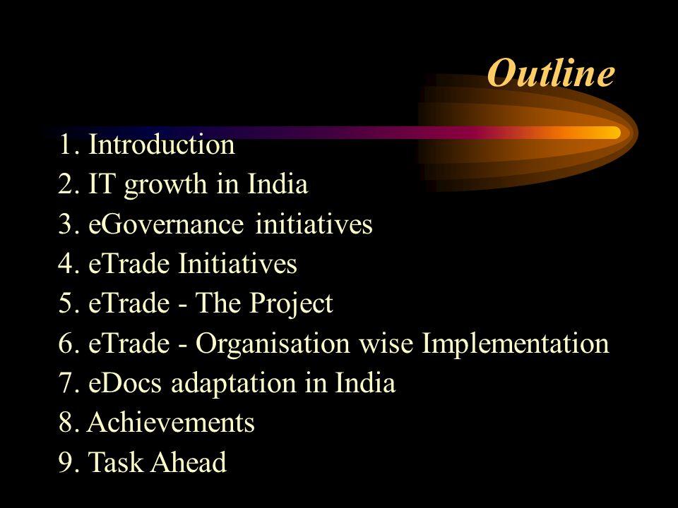 4. eTrade Initiatives