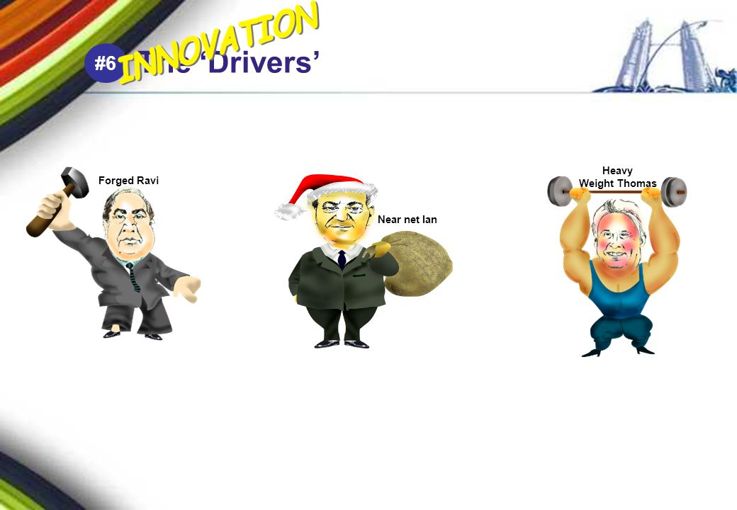 28 Near net Ian Forged Ravi Heavy Weight Thomas #6 The 'Drivers'