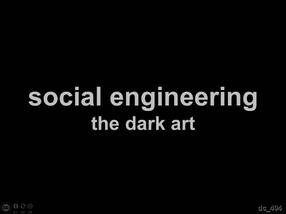 social engineering defined beyond the dictionary