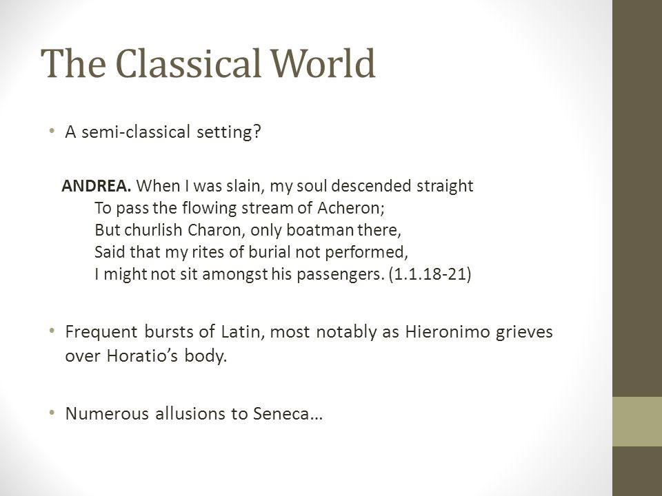 Seneca (c.4 BC – 65 AD) Recent translations of Seneca into English (e.g.
