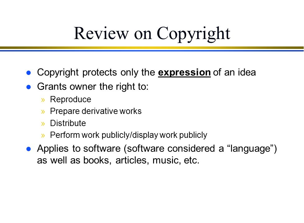Copyright Licensing Disclaimer – the views expressed here may not be consistent with practices at your University