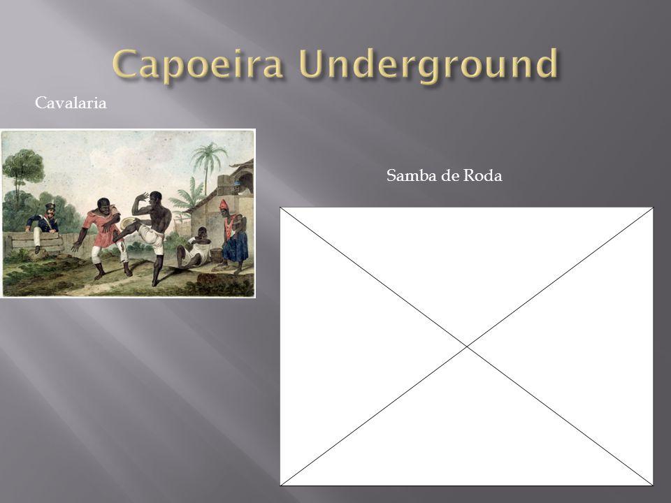 Cavalaria Samba de Roda