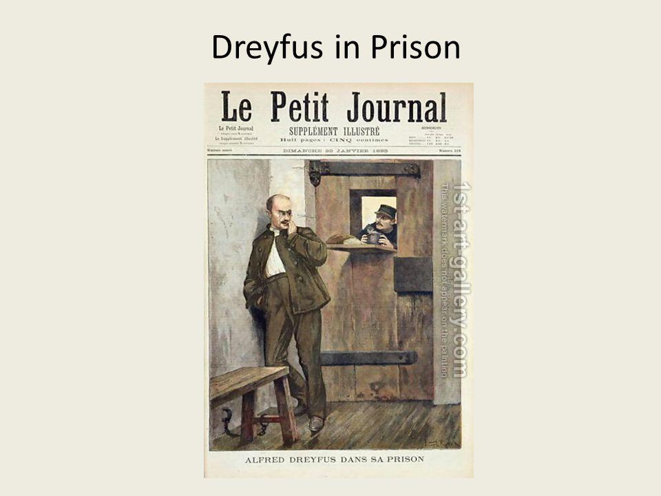 Dreyfus in Prison