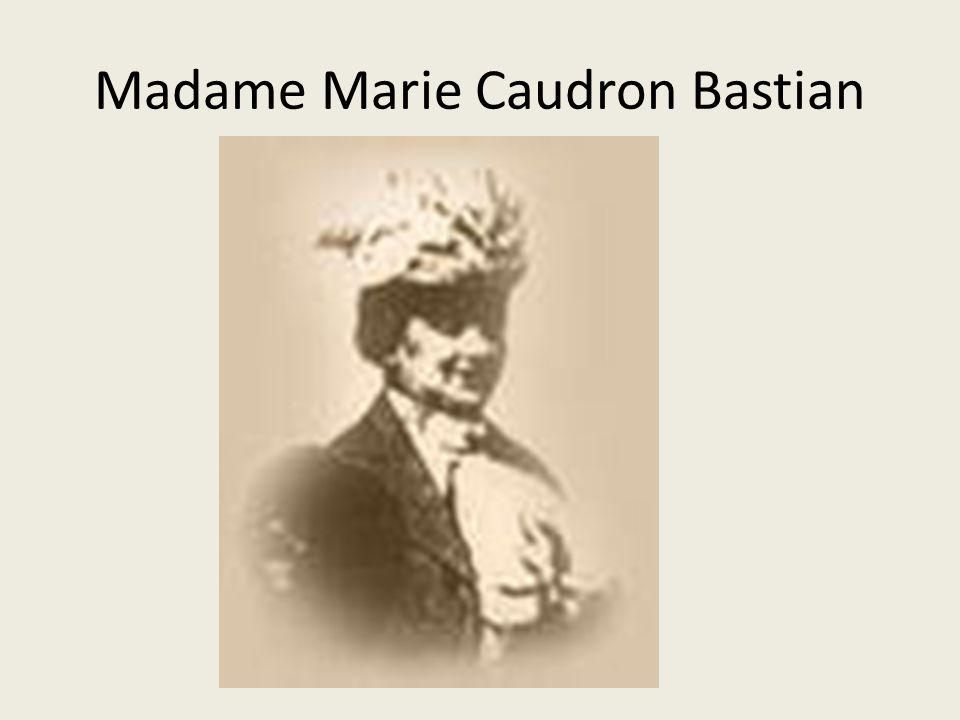 Madame Marie Caudron Bastian
