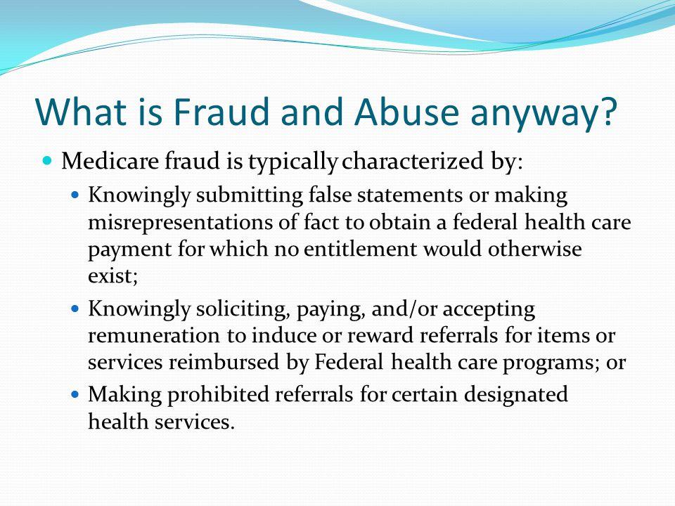 Fraud and Abuse – recent cases (cont'd) 12-03-2013 - Kishwaukee Community Hospital (Kishwaukee), Illinois, agreed to pay $230,320.