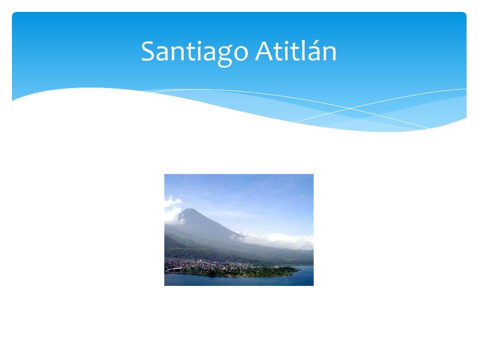 Santiago Atitlán