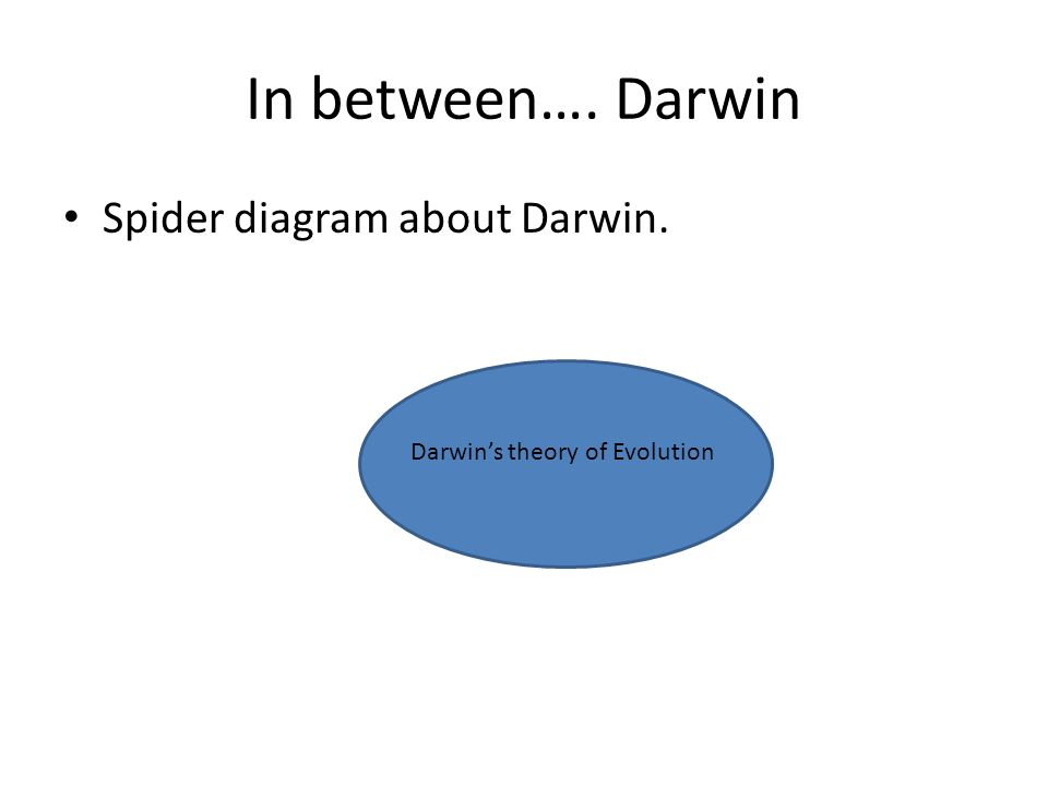 Think Pair Share Why does Darwin cause a problem for the Teleological argument.