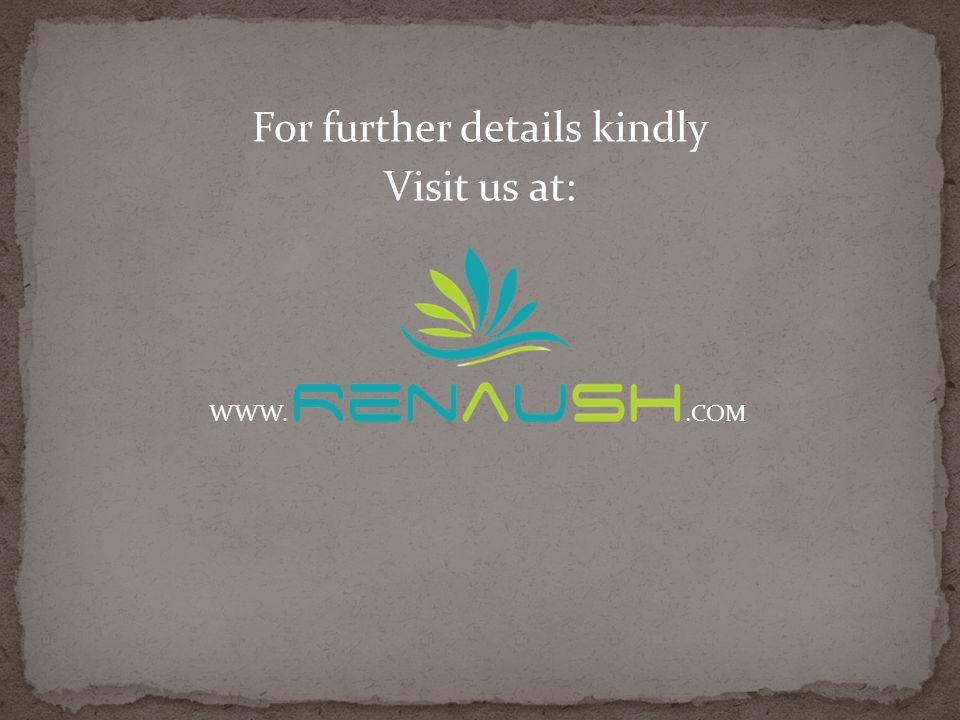 For further details kindly Visit us at: WWW..COM