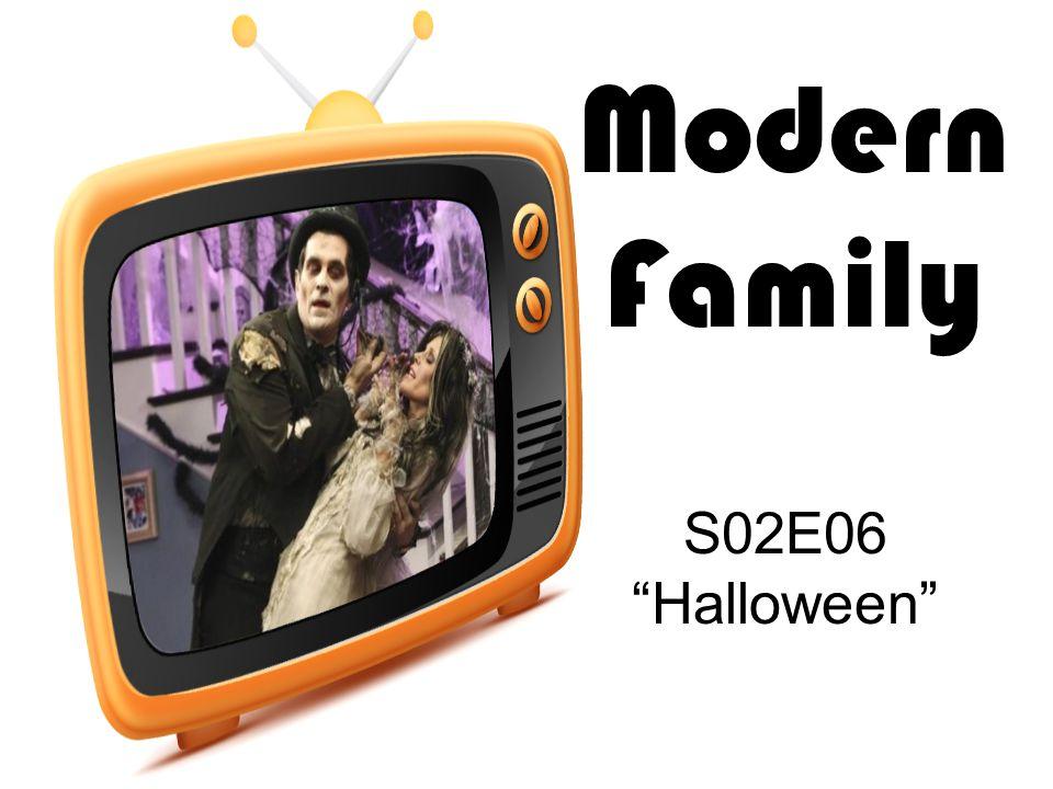Modern Family S02E06 Halloween
