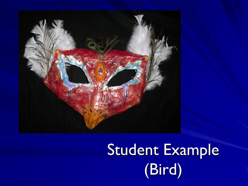 Student Example (Bird)