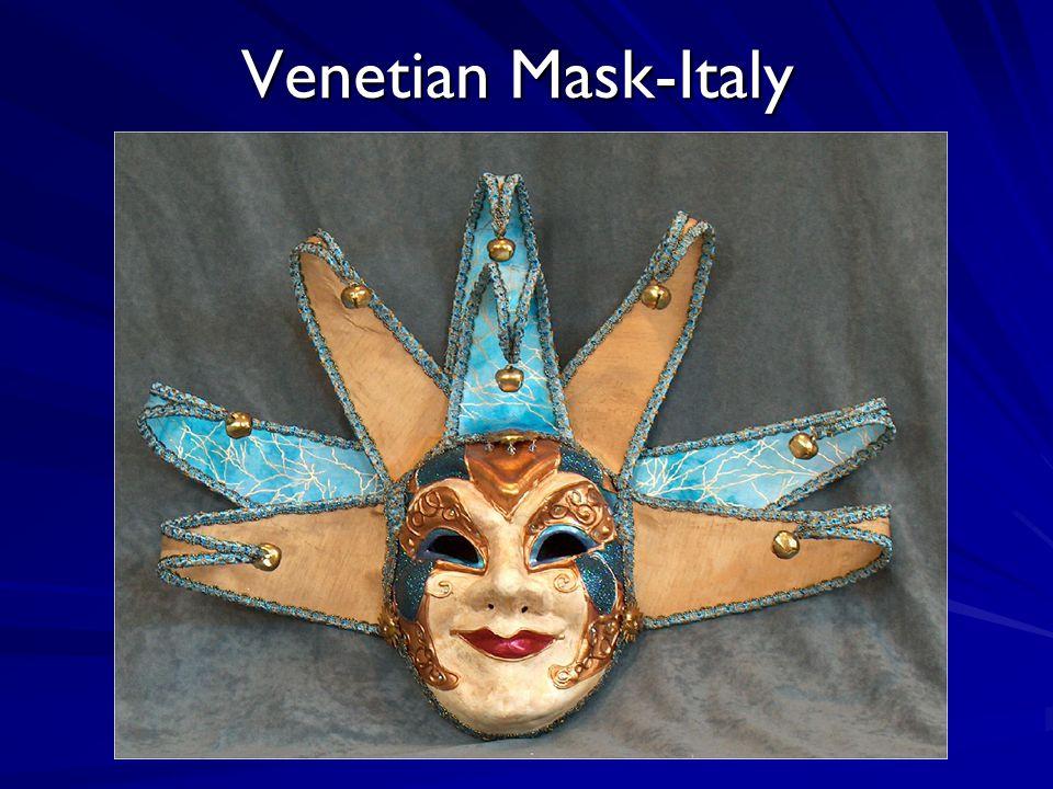 Venetian Mask-Italy