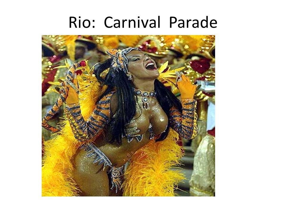 Rio: Carnival Parade