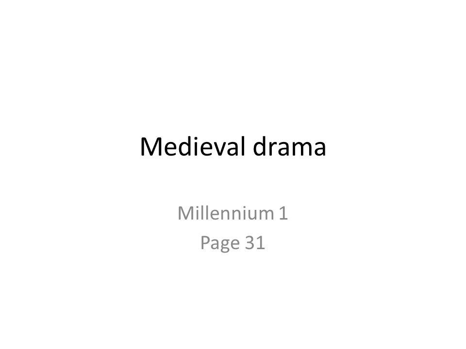 Medieval drama Millennium 1 Page 31
