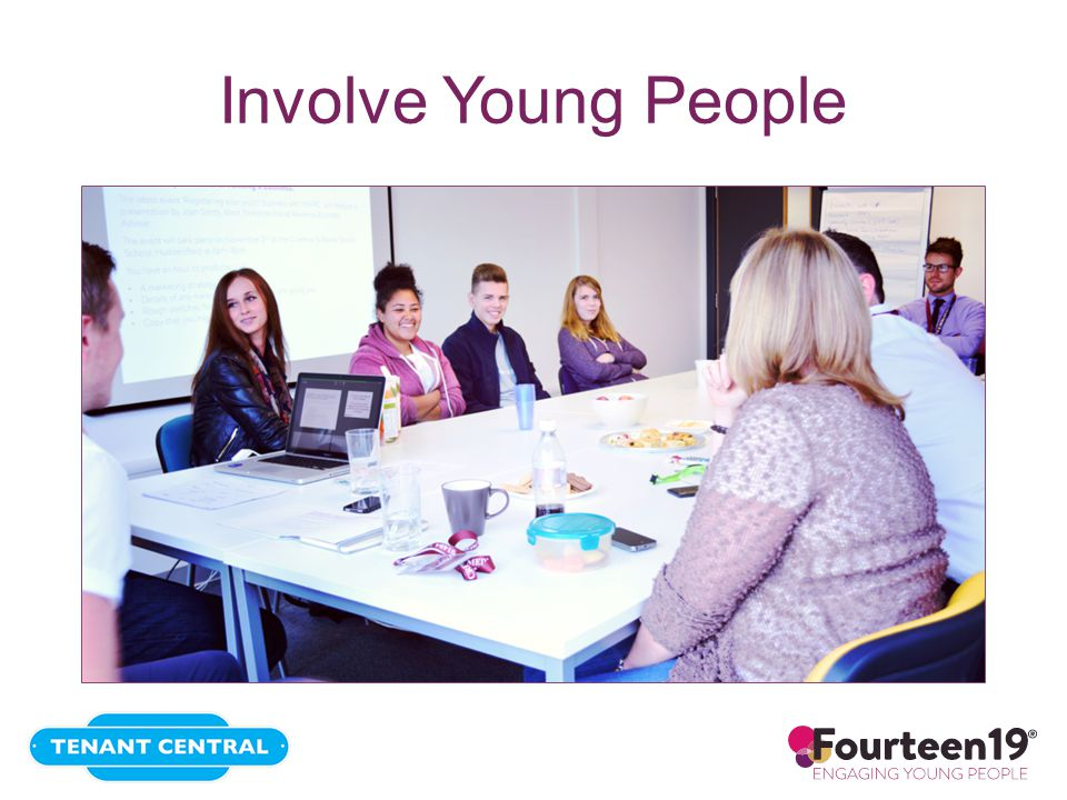 Involve Young People