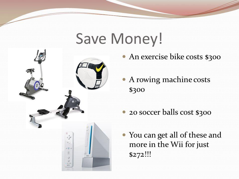 Save Money.