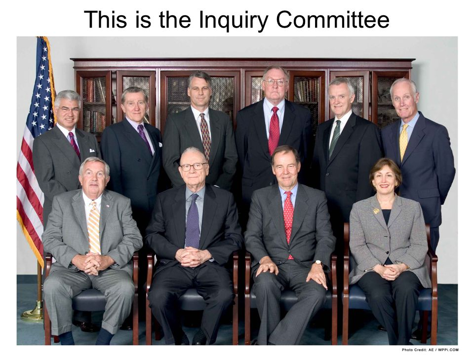 This is the Inquiry Committee