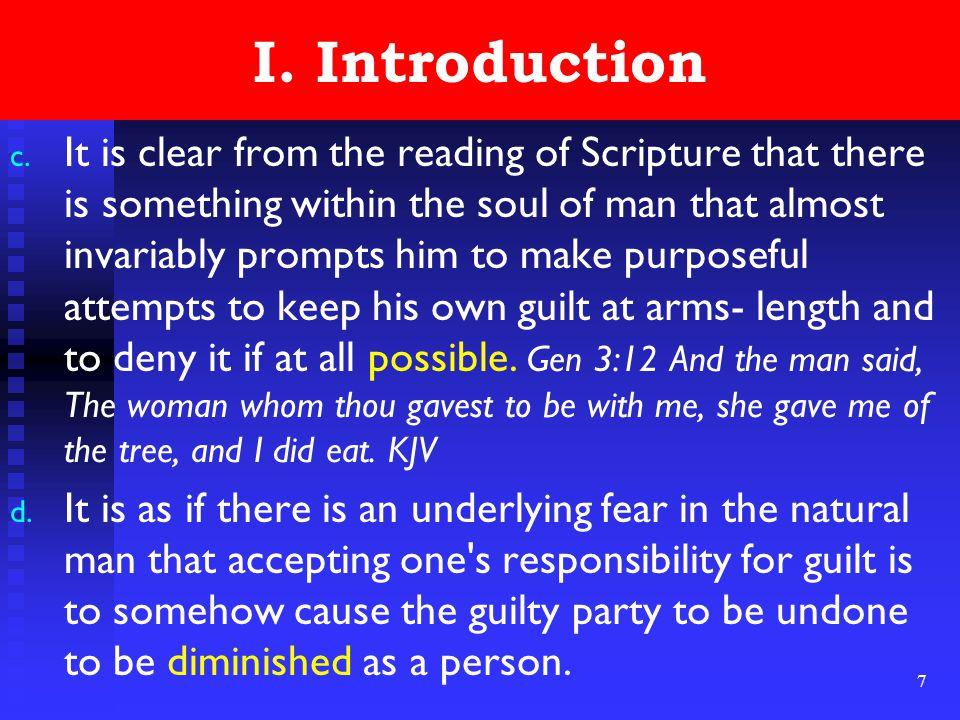 7 I. Introduction c.