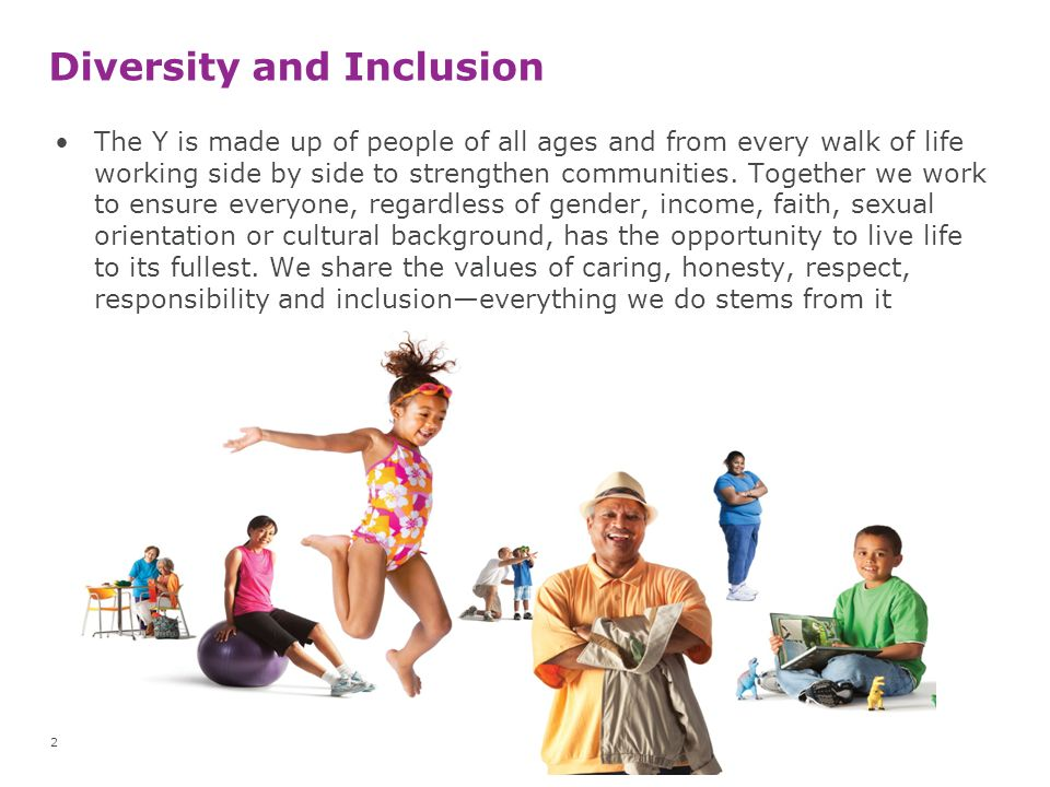 Diversity and Inclusion How do you define Diversity.