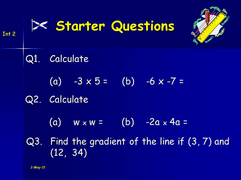 F ab =1 and ab a and b 2-May-15 Example :Find the HCF of ab and 2b.