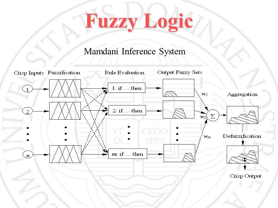 Fuzzy Logic Mamdani Inference System