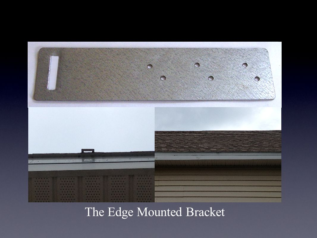 T The Edge Mounted Bracket