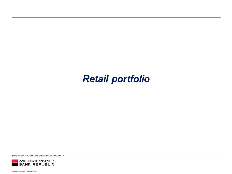 5/2/2015 Retail portfolio