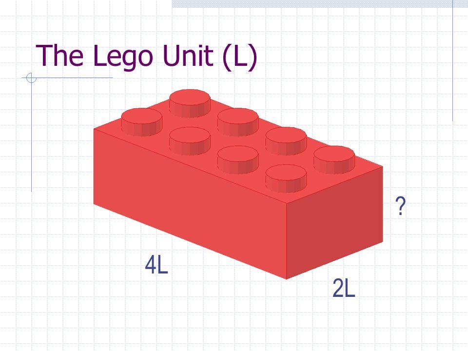 The Height Of A Brick 4L 2L 1.2L
