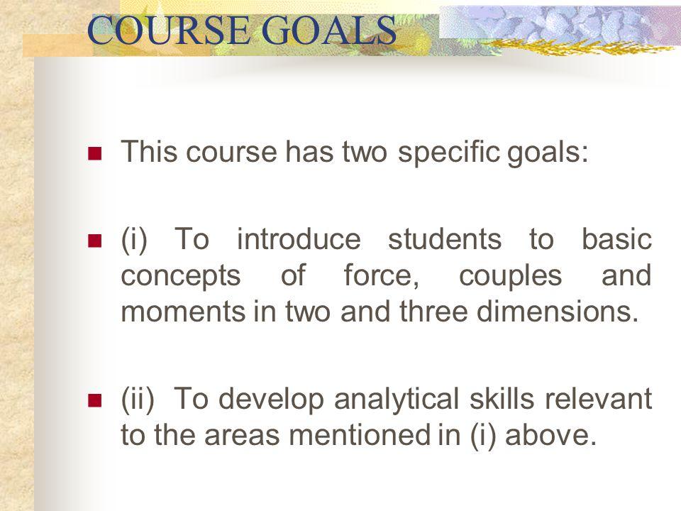 Details of Lecturer Course Lecturer: Dr. E.I.