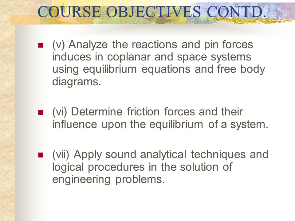 Force Defined by Magnitude and two Points on its Line of Action Contd.