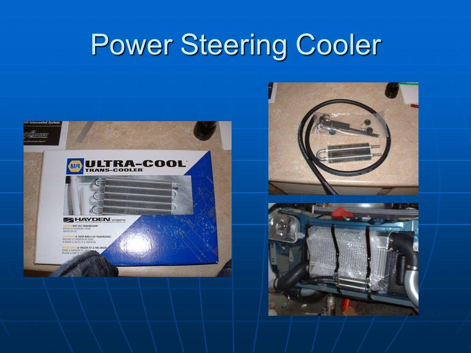Power Steering Cooler