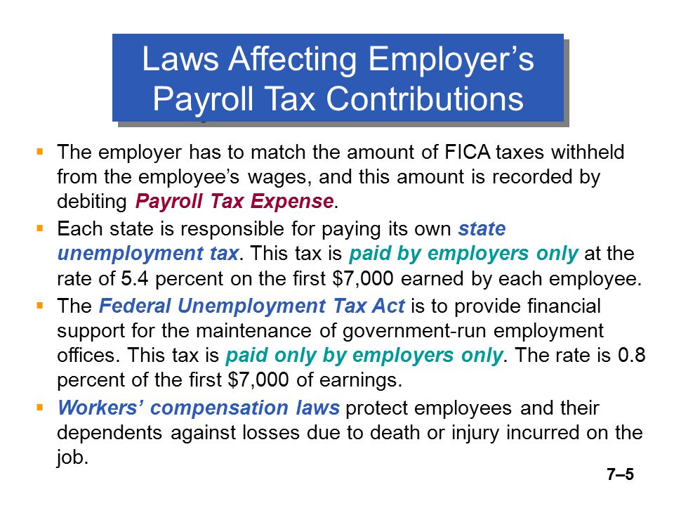 7–16 Publication 15 (Circular E), Employer's Tax Guide and Publication 15-T  Publication 15 (Circular E) contains the rules for depositing federal income, Social Security, and Medicare taxes.