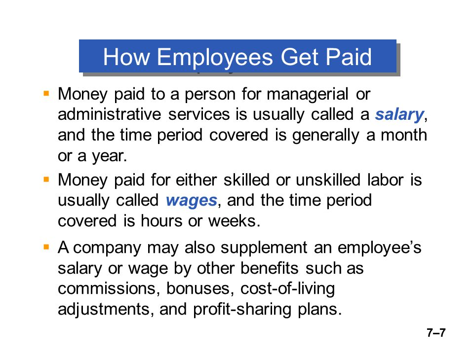 7–8 Calculating Wages Mark Anderson, who works for Green Sales Company, is paid $22.95 per hour.