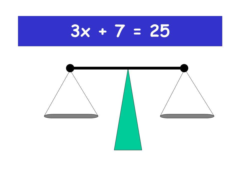 1)x + 8 = 122) a + 12 = 30 3)5 + x = 134)b + 7 = 42 (-8) x = 4 (-12) a = 18 (-5) x = 8 (-7) (-7) b = 35 Answers Exercise A