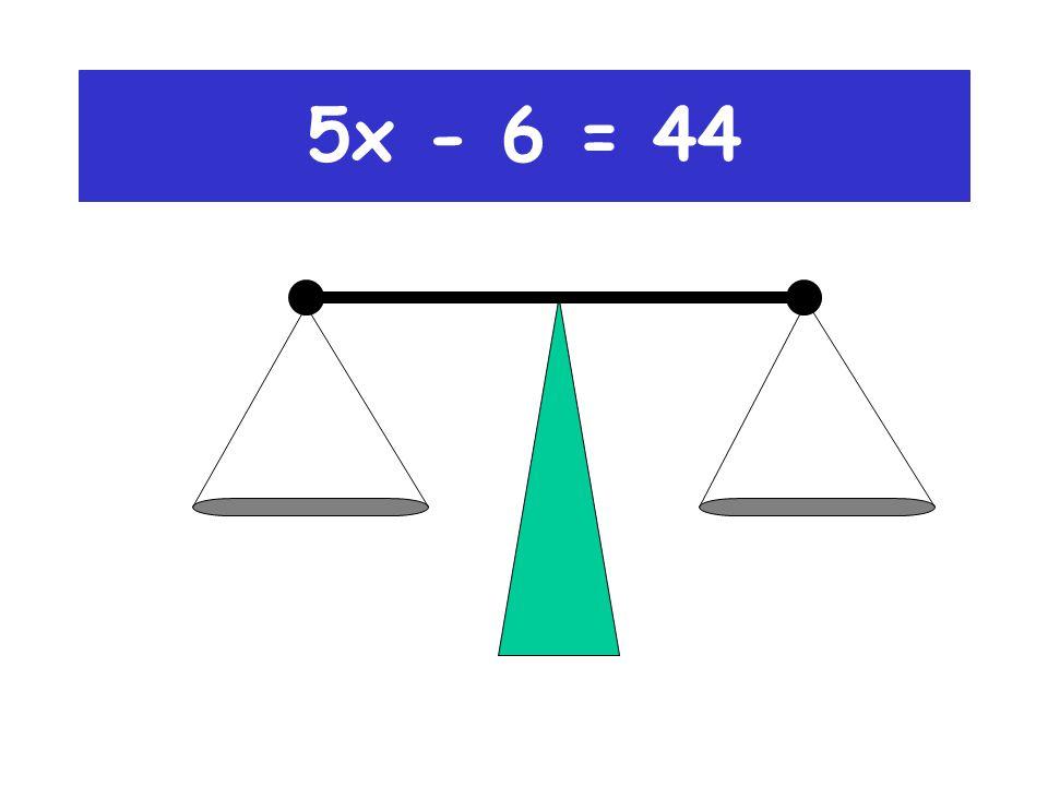 1) 2x + 7 = 23 2) 6a + 11 = 29 3) 5 +8y = 37 4) 9 + 3d = 42 (-7) (-7) 2x = 16 x = 8 (-11) (-11) 6a = 18 a = 3 (-5) (-5) 8y = 32 y = 4 (-9) (-9) 3d = 33 d = 11 Exercise B Answers