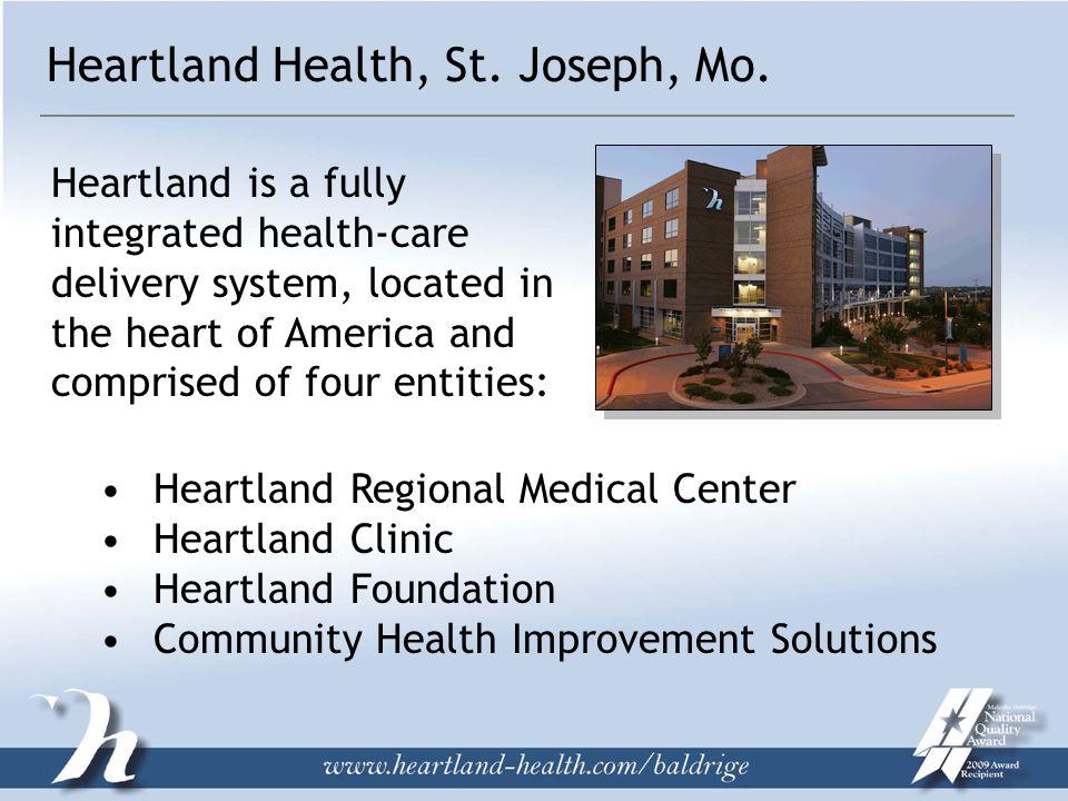 Heartland Health, St. Joseph, Mo.