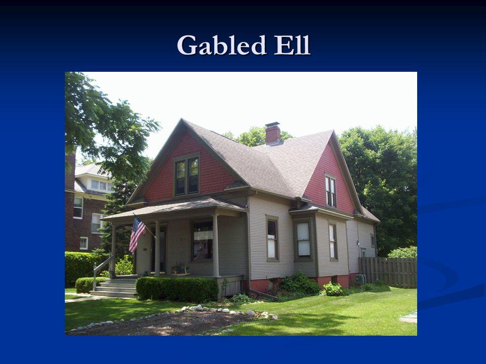 Gabled Ell