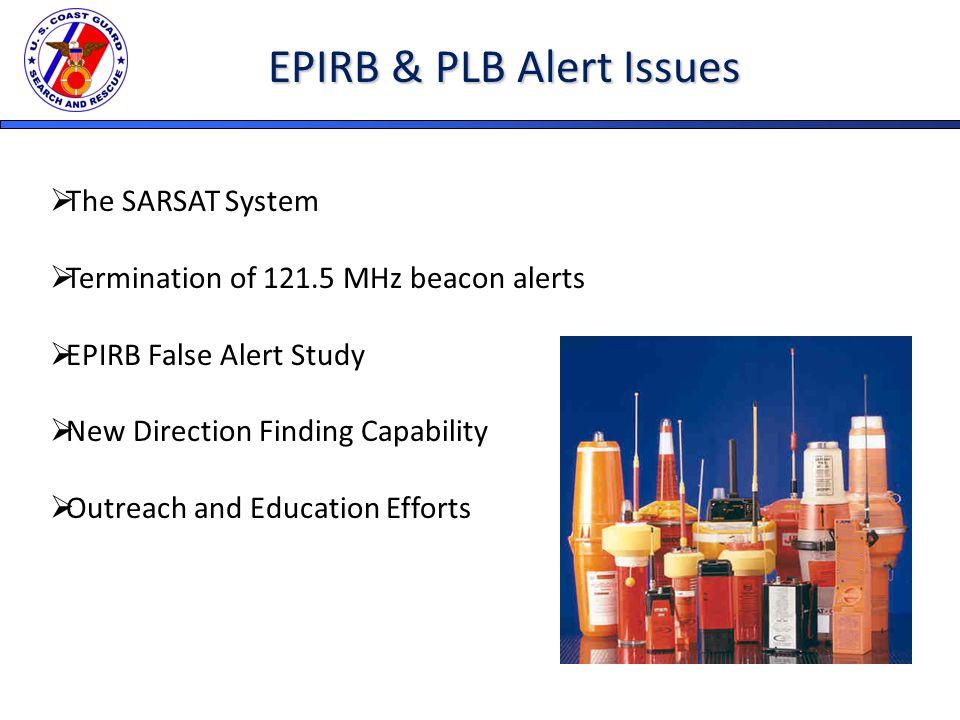 Cospas-Sarsat System Overview