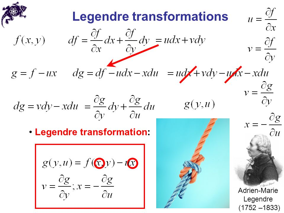 Canonical transformations Recall gauge invariance (leaves the evolution of the system unchanged): Let's combine gauge invariance with Legendre transformation: K – is the new Hamiltonian ('Kamiltonian' ) K may be functionally different from H 9.1